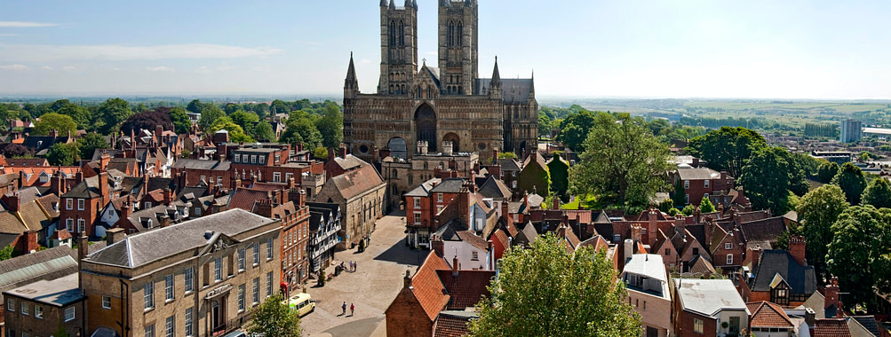 Christmas in Lincoln – Friday 2nd – Sunday 4th July