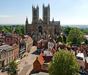 Christmas in Lincoln – July 2nd – 4th 2021